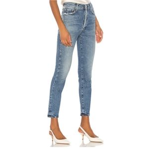 Citizen of humanity Olivia high rise ankle jeans